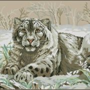 Dimensions 03835 The Snow Leopard
